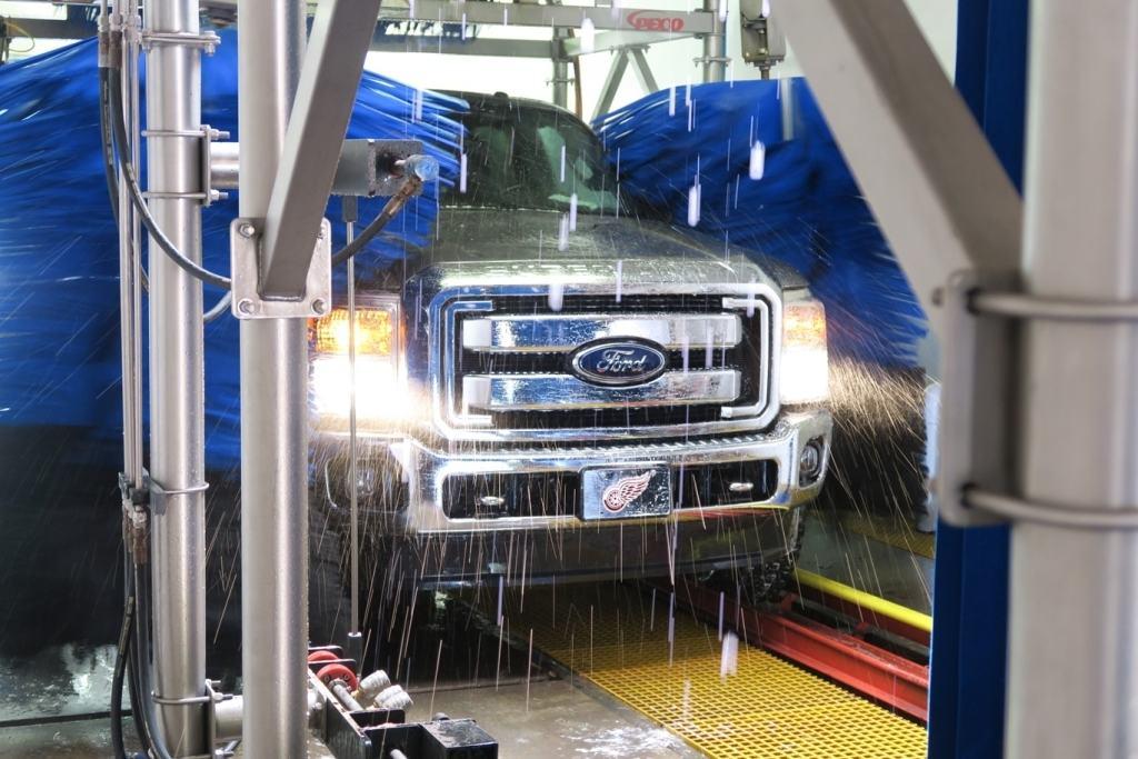 Tunnel Car Wash Mishaps